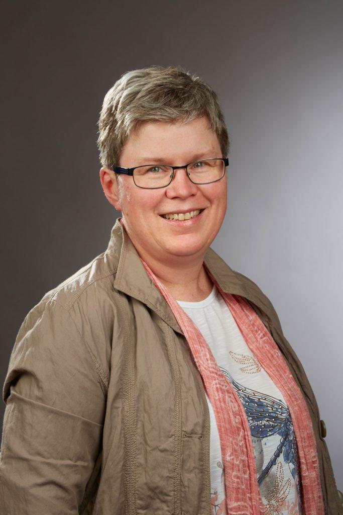 Das ist Anja Lützen.
